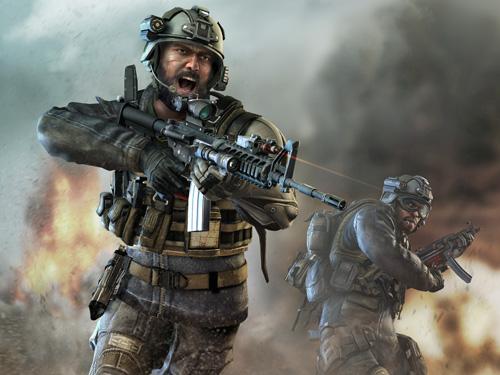 Gun Update – M4A1 Gun Showcase